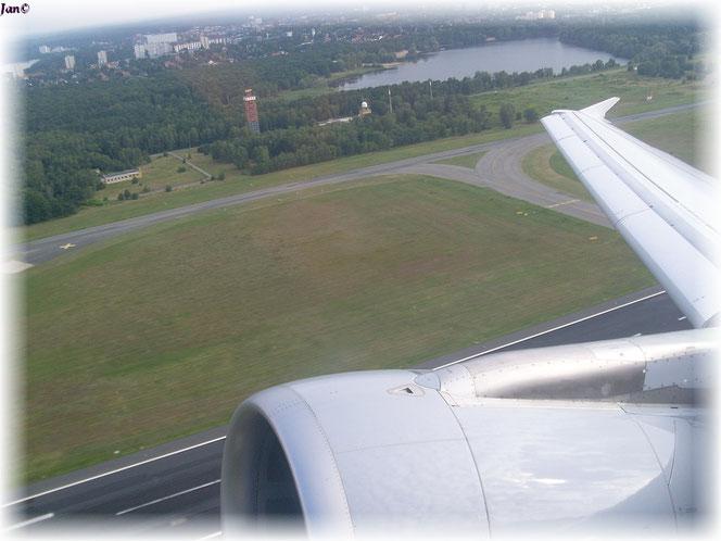 Berlin Tegel - Moskau Vnukovo  12.08.2010 -1