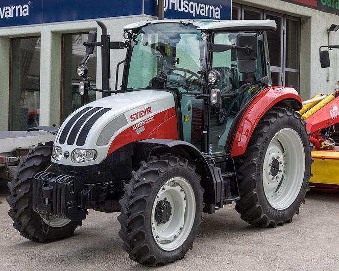 Steyr 4085 Kompakt Ecotech