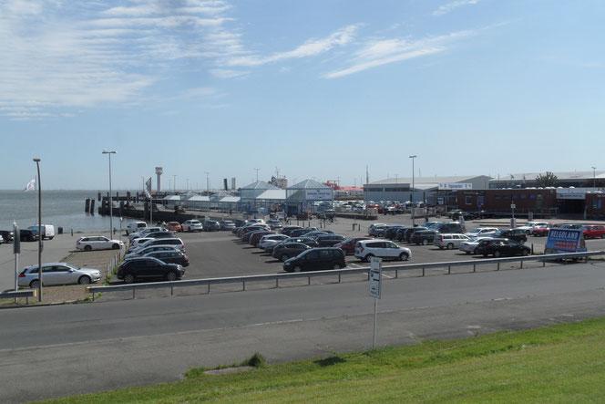 Fährhafen Cuxhaven
