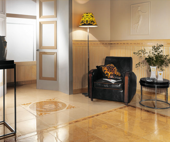 VERSACE SERIE PALACE - Casaeco pavimenti e rivestimenti in ceramica ...