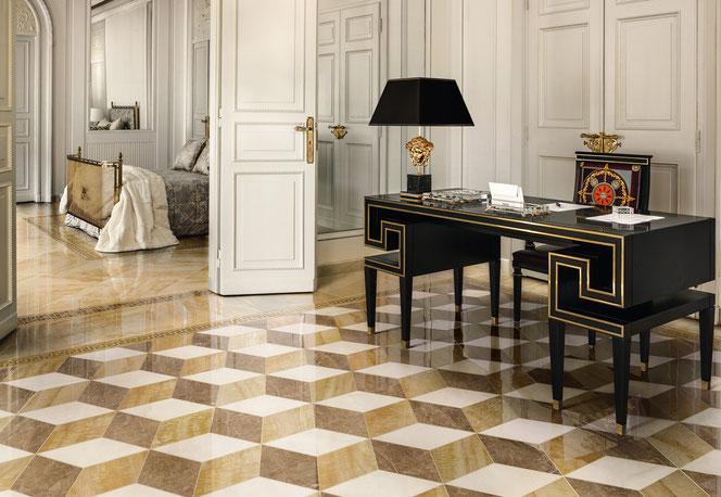 versace serie marble casaeco pavimenti e rivestimenti in