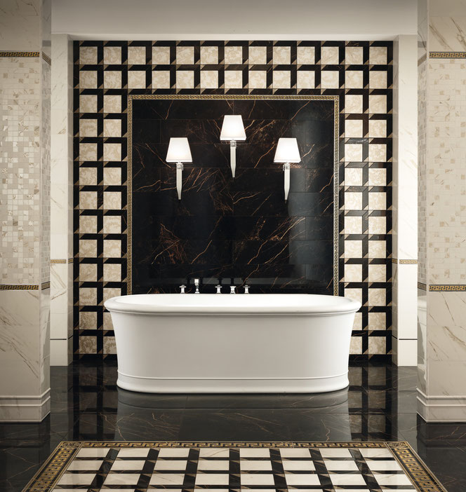 versace tiles serie marble