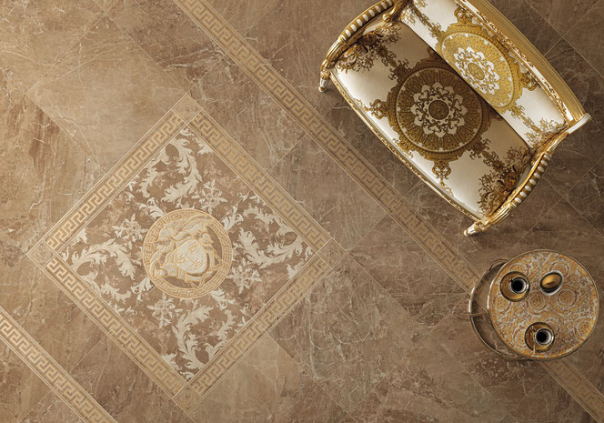 versace tile serie marble