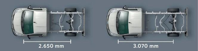 Piaggio Porter - Einzelbereifung Garage Stocker Muttenz