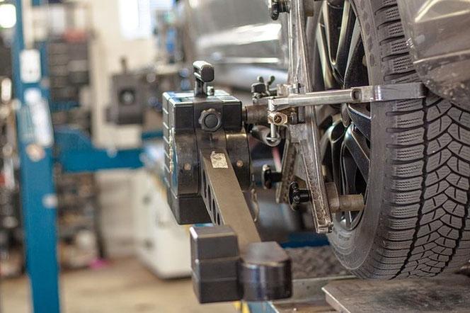 Autowerkstatt Garage Stocker auch da für Kunden aus Pratteln