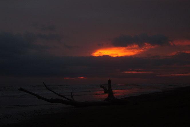 Abendliches Costa Rica