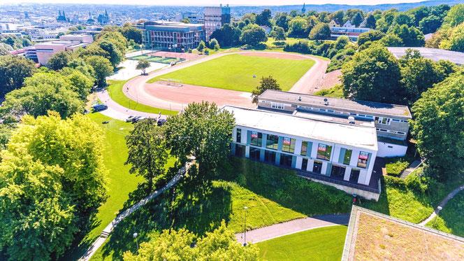 Sport Campus của đại học RWTH Aachen