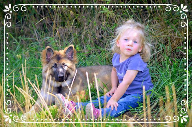 Zoe und Alea aus dem Waldquellental, (Artus/Amelie)