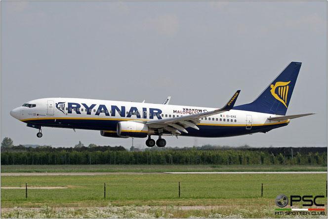 EI-EKE B737-8AS 35023/3148 Ryanair @ Aeroporto di Verona - 17/08/2016 © Piti Spotter Club Verona