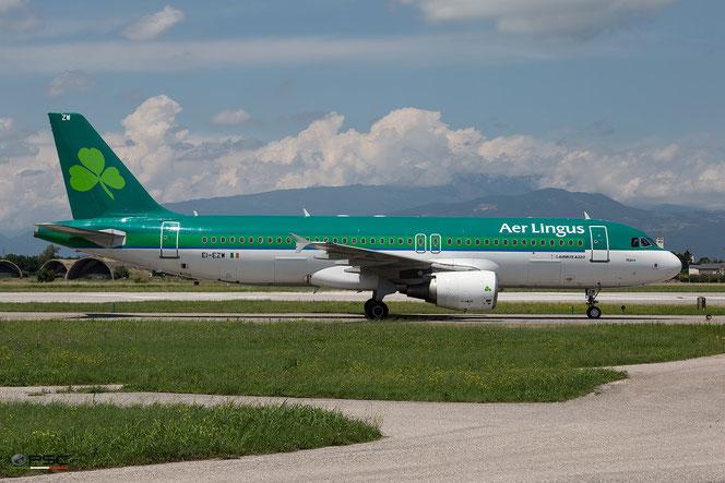 EI-EZW A320-214 1983 Aer Lingus @ Aeroporto di Verona - 15/06/2016 © Piti Spotter Club Verona