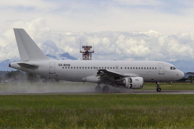 SX-BHN A319-112 1612 Air Moldova @ Aeroporto di Verona - 12/06/2016 © Piti Spotter Club Verona