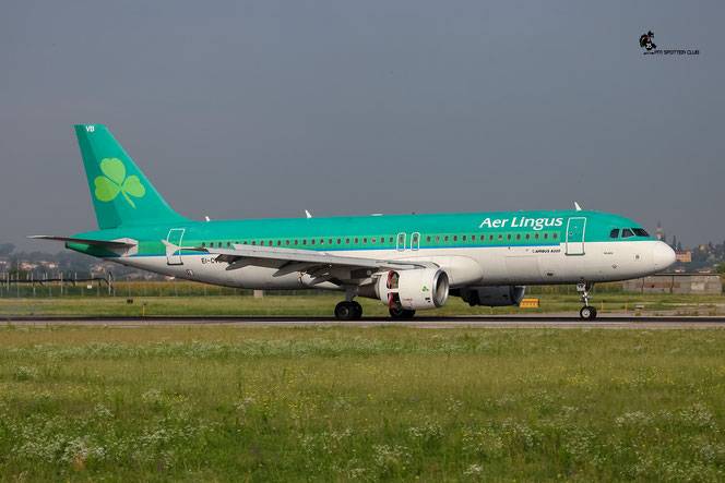 EI-CVB A320-214 1394 Aer Lingus @ Aeroporto di Verona - 20/08/2016 © Piti Spotter Club Verona