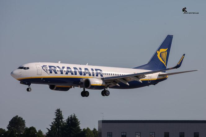 EI-DYW B737-8AS 33635/2747 Ryanair @ Aeroporto di Verona - 13/08/2016 © Piti Spotter Club Verona