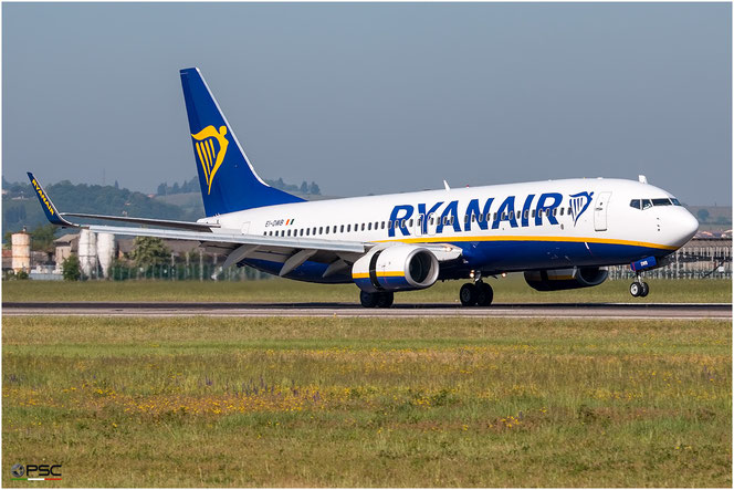 EI-DWB B737-8AS 36075/2382 Ryanair @ Aeroporto di Verona - 2016 © Piti Spotter Club Verona