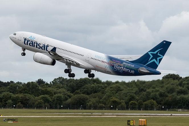 Airbus A330-200, foto archivio PSC