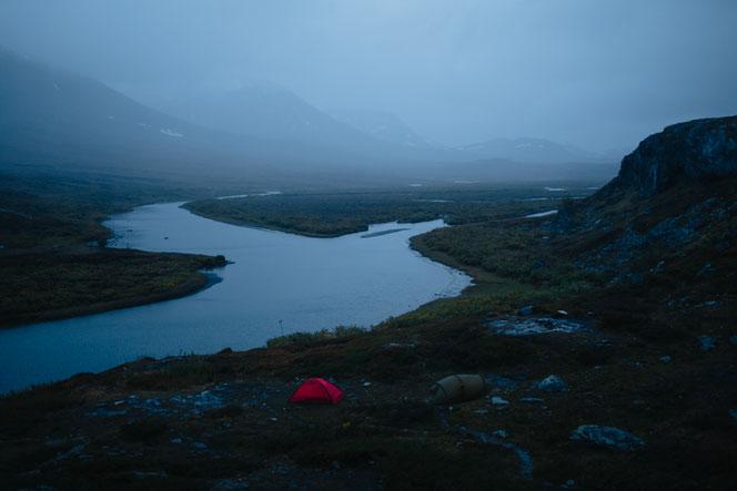 Kungsleden, Autumn, Herbst, Trekking, Fjällraven Classic, Weitwanderweg, Kingstrail, Sweden, Schweden, Arctic Circle, Outdoor
