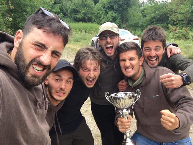 Play Off campionato Pattuglia a Lungo Raggio - Primo posto