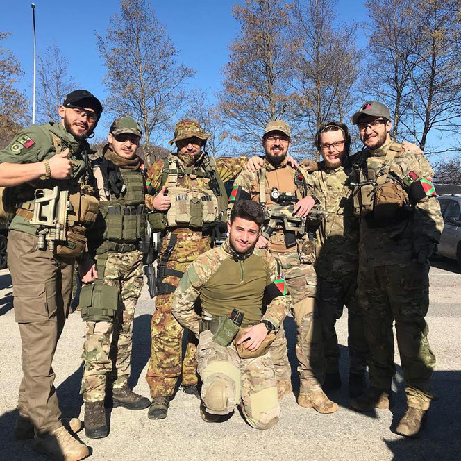 Op. Robin Siege VI - San Godenzo (Toscana) 2/3 marzo - Italian Shake, clicca per lo speciale