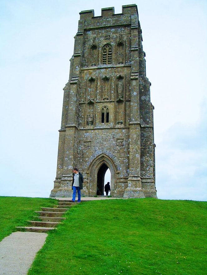Glastonbury Tor, Somerset, United Kingdom
