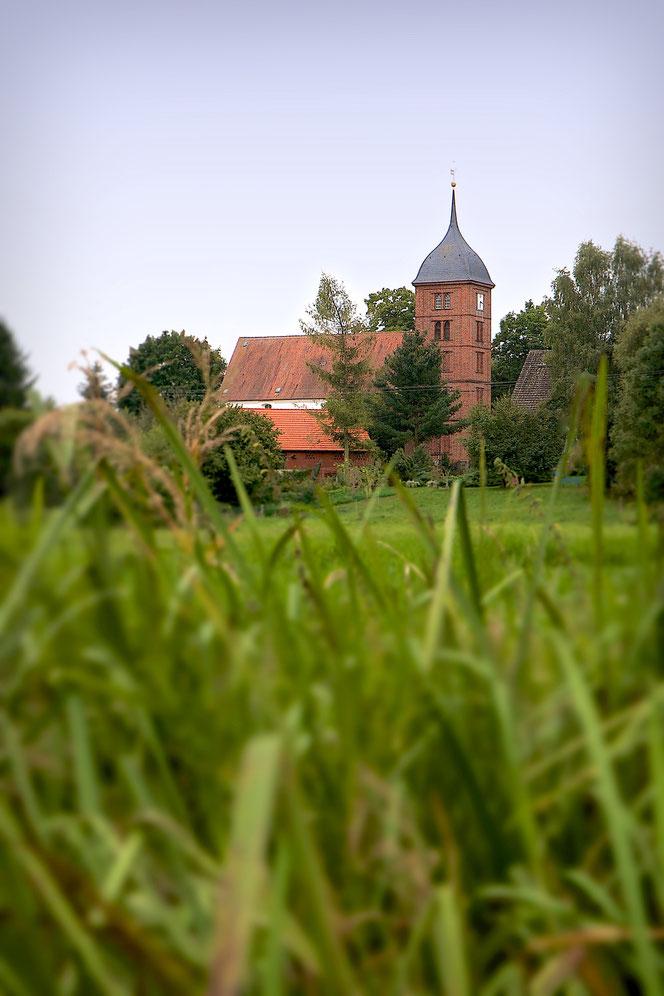 Kirche von Atterwasch