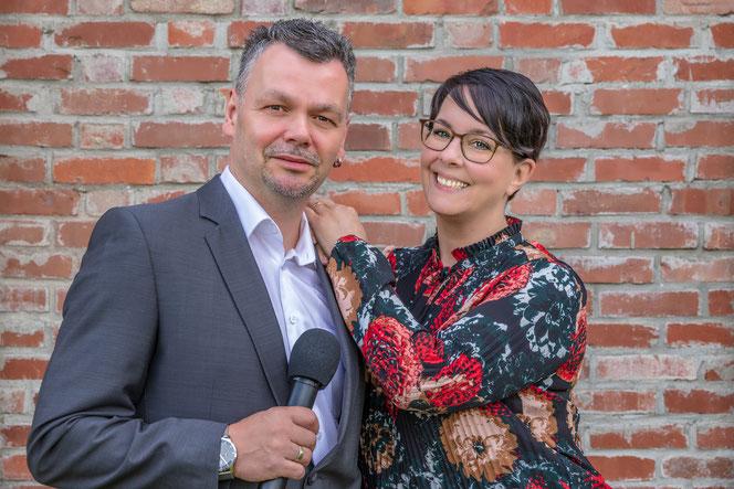 Mik und Meli warten auf deine Anfrage