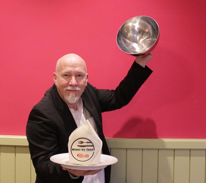 Walter Hartmann führt mit Winti by Food kulinarisch durch die Stadt Winterthur