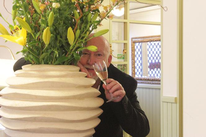 Walter Hartmann weiss als Gastro-Profi, wovon er spricht und wohin er seine Gäste auf seiner kulinarischen Stadtführung bringen muss.