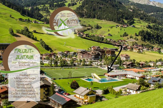 Wandern Harbachbahn Tal der Almen Grossarltal - © www.grossarltal.info