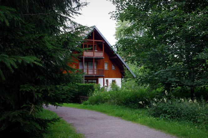 Holzhaus in Hinterzarten, Schwarzwald