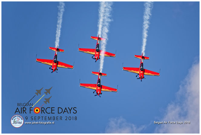 Belgian Air Force Days 2018