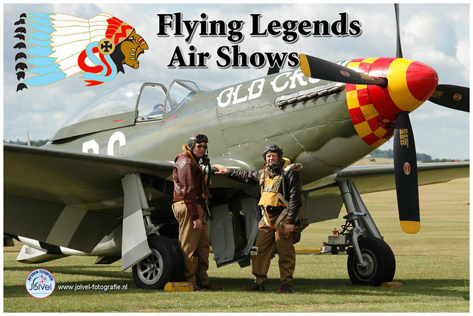 Flying Legends Old Crow Mustang