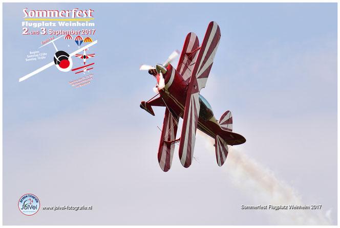 Summerfest Flugplatz Weinheim Pitts