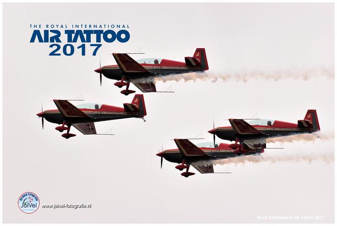 Royal Jordanian Falcons,  RIAT