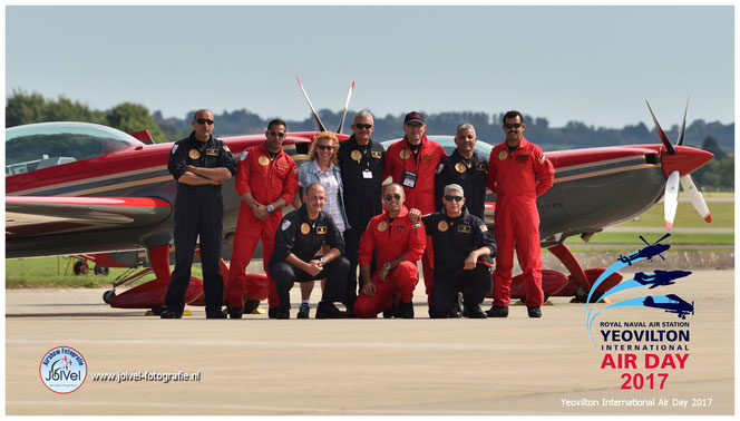 Royal Jordanian Falcons,  Yeovilton