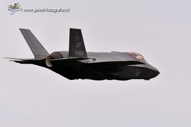 KLu Luchtmacht Dagen, F32-Lightning II