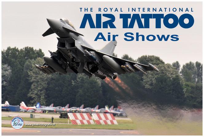 Eurofighter Typhoon RIAT