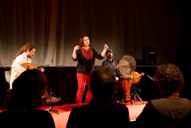 Foto vom Mammheim Erzählfestival