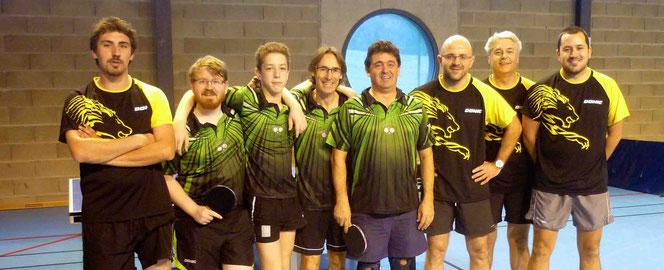 Florian, Mathieu, Paul, Lionel, Philippe, Aurélien, Olivier et Antoine