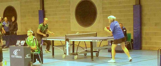 Julien dans son duel avec Christine
