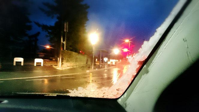 出雲大社 初雪