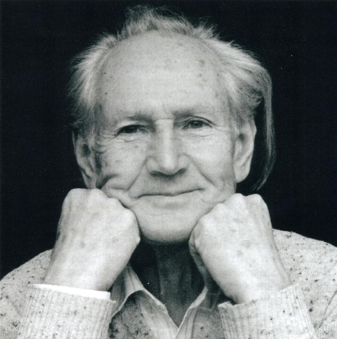 Wie kein anderer hat der Komponist Kurt Schwaen (1909–2007) das Musikleben in der DDR geprägt. © Rex Schober