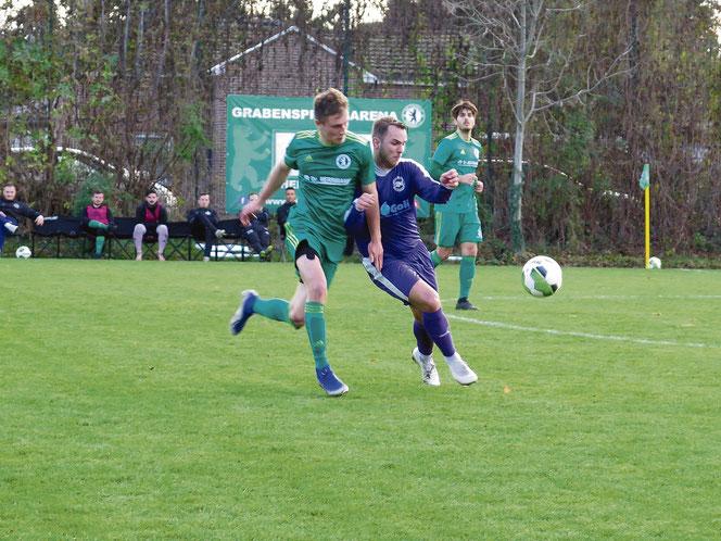 Fans dürfen wieder einem Derby in der Berlin-Liga zwischen Fortuna Biesdorf und Eintracht Mahlsdorf entgegenfiebern.