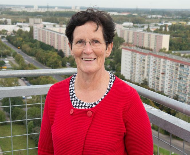 Dagmar Pohle gehört seit fast zwei Jahrzehnten dem Bezirksamt an. © pressefoto-uhlemann.de