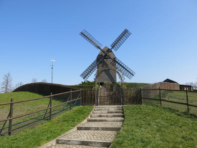 Die Mühle hat ab April wieder einen Müller.
