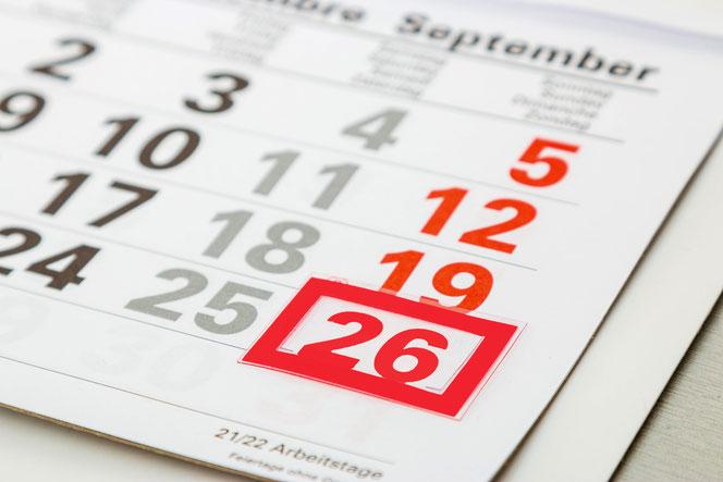 Am 26. September ist Superwahltag. © mitifito, Adobe Stock
