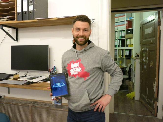 Der Bildungsdienstleister Schlaufuchs Berlin von Alexander Möller hat das neue Portal auf die Beine gestellt.