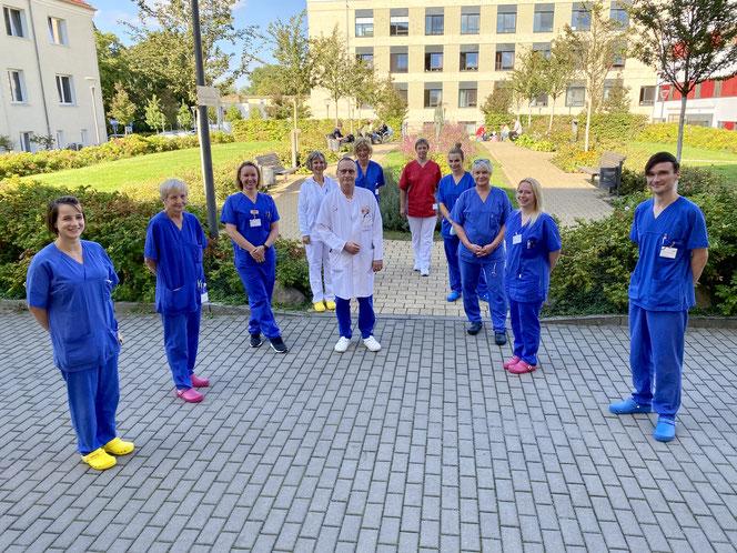Das Team der Kardiologie in Kaulsdorf lädt zum traditionellen Herztag ein.