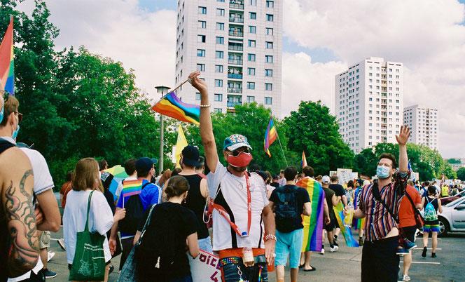 "Der ""Marzahn Pride"" hatte 2020 Premiere. © Quarteera e. V."