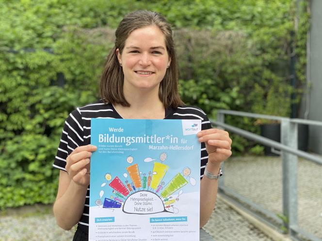 Eva-Maria Thürauf leitet das Projekt und freut sich schon auf den Start der neuen Gruppe im Juni.