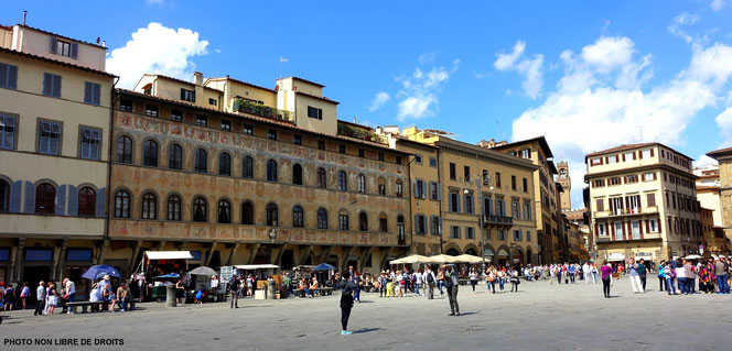 Piazza di Santa Croce, Florence